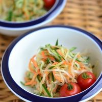 キャベツにレタス、野菜が高い・・・。そんな時に覚えておきたい「節約サラダ」レシピ