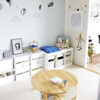 学習机や収納をひと工夫♪親も子も快適な「子供部屋」の作りかた