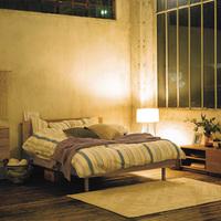 寝具だって簡単手づくり♪お気に入りの布で簡単フラットシーツとベッドカバー