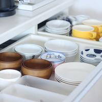 アイデア次第ですっきりできる♪お手本にしたい皆の【食器収納術】を集めたよ。