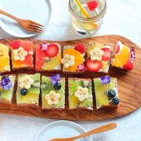 お皿に花を咲かせましょう♪テーブルが華やぐ「エディブルフラワー」のお料理アイデア集