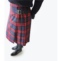 ナチュラルなのにとっても上品【ラップスカート】でつくる、大人のスカートスタイル