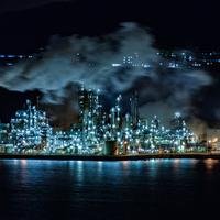 まるでSF世界のよう!近未来的な景色に魅せられて~北海道・東北での工場夜景~