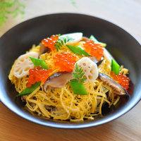 ひな祭りの献立はやっぱりこれ♪【ちらし寿司&お吸い物】の基本とアレンジレシピ
