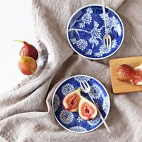 日本の陶器からポーリッシュポタリーまで*伝統美が宿る「花の絵皿」鑑賞のすすめ