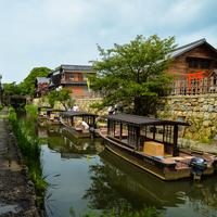 戦国時代に築かれた城下町を訪れよう~滋賀県近江八幡市の見どころ~
