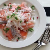 野菜もお肉もお魚も♪「漬けておくだけ」の簡単マリネレシピ