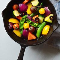 寒い冬にはあたたかい野菜を食べよう。蒸し野菜&焼き野菜のアレンジレシピ