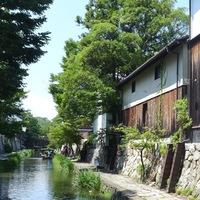 まるで時代劇の世界に迷い込んだよう!滋賀県「八幡堀」周辺での散策スポット