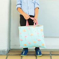 レッスンバッグやお弁当袋を手作りで応援!我が子のための『入園・入学グッズ』作り方