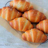 カリふわ、バターがジュワっ♪「塩パン」基本の作り方とアレンジレシピ集
