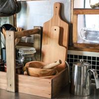 短時間で作れるから、初心者でも簡単DIY!温もりあふれる『木の雑貨レシピ』