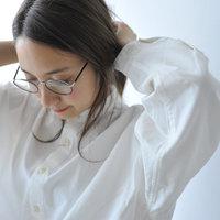 「眼鏡」をプラスして旬度を上げよう♪《眼鏡 × ナチュラルコーデ》お手本スタイリング帖
