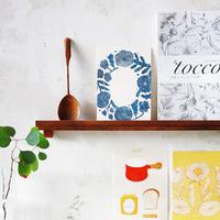 空間をデザインする小さなアート。部屋に飾りたくなる♪とっておきの「ポストカード」