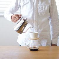 コーヒーをおいしくする名脇役。自分にあった「ドリップケトル」を見つけよう
