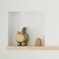 お気に入りを並べた小さな世界*「ニッチ・飾り棚」のおしゃれなインテリア実例&活用術
