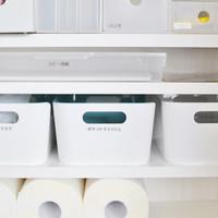 """インテリアや用途で選んでみて。""""棚収納""""に欠かせない『カゴ・BOX・ケース』カタログ"""