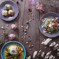 """花×食を融合したこだわりの空間。ロマンティックなひと時を""""HANABAR""""で味わいませんか?"""