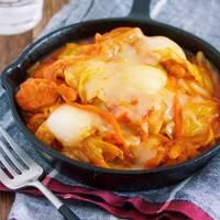 人気の韓国版チーズフォンデュ!「チーズタッカルビ」の作り方&アレンジ集