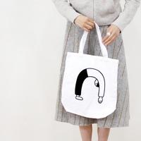 エコバッグにも便利。ゆる~いイラストやロゴが可愛いトートバッグ12選
