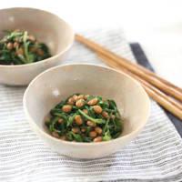 ご飯にかけて食べるだけ?栄養たっぷり日本の国民食「納豆」のアレンジレシピ