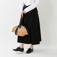 コーデに華やかさと女性らしさを。「ロングスカート」を着こなして大人な私に変身♪