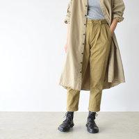 ワードローブの一枚に♪シャツ・ブラウス・ワンピース…上質感が心地いい「大人の春服」