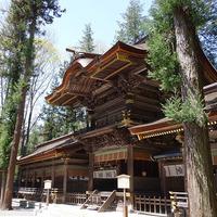 開運&アートスポットに誘われて。春の休日は「諏訪湖」周辺でパワーチャージの旅をしよう*