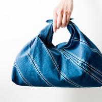 旅行のお供やエコバッグとしても便利な【あづま袋・小巾折・風呂敷バッグ】