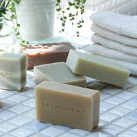 気分を変えたいときには「石鹸」を変えてみて。体も心も安らぐ素敵な石鹸