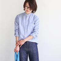 持っておきたい垢抜けアイテム!「ブルーシャツ」のお洒落な着こなし方