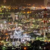 まるでSF世界のよう!近未来的な景色に魅せられて~中国・四国地方での工場夜景~