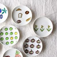 今日はどの器にする?絵柄が可愛い豆皿セレクション