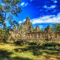 密林に眠るクメール王朝の遺構・アンコール遺跡群 ~カンボジア アンコール・トムと周辺遺跡編~