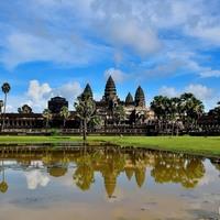 密林に眠るクメール王朝の遺構・アンコール遺跡群 ~カンボジア アンコール・ワット編~