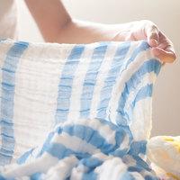 大人も子供も優しく包み込む。【ガーゼケット・蚊帳ケット】で心地よい睡眠を