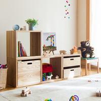 自由な組み合わせで収納を楽しむ。ユニット家具【KOBAKO】で理想のお部屋づくり