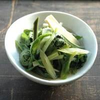 下ごしらえ方法もおさらい。旬を味わう、初夏においしい「山菜レシピ」