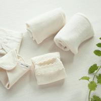 辛いだけのブルーディを快適に♪ナチュラルスタイルの「布ナプキン」をはじめてみませんか?