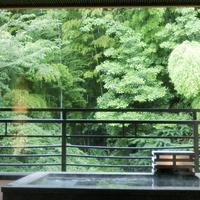 """緑の中の温泉で。身体も心もリラックス。""""わたしのリセット旅-「箱根湯本温泉」編-"""""""