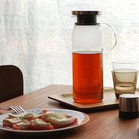 水に入れて置くだけでOK♪冷たいコーヒーや麦茶を自宅で楽しもう