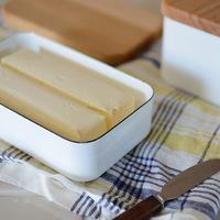 紙箱のままはもう卒業!『バターケース』&『バターナイフ』で調理をもっとスムーズに
