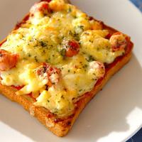 何をのっけても美味しい♪脱マンネリできる「トースト」のアレンジレシピ