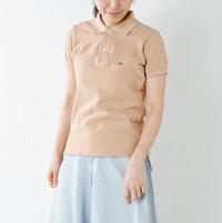 「ポロシャツ」をワードローブへ仲間入り。ナチュラル&シンプルに着こなしたい夏