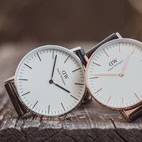 夏のマリンコーデとも相性抜群♪「ダニエル・ウェリントン」の腕時計