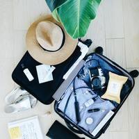 おしゃれにお荷物軽減♪旅行に便利なファッションアイテムと、着まわしのヒント
