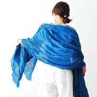 落ち着いた涼やかさ*【藍色】を主役にした大人のための素敵な着こなし