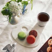 お茶とお菓子がいっそう美味しそう♪手持ちの器でできる「ティータイムコーデ」