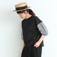 着痩せ効果もばっちり◎華やかコーデが簡単に作れる「袖コンシャストップス」カタログ