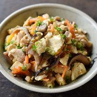 簡単!美味しい!ヘルシー!いつでも食べたい「豆腐」のおかずレシピ集
